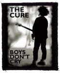 CURE: Boys Don't Cry (75x95) (felvarró)