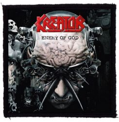 KREATOR: Enemy Of God (95x95) (felvarró)