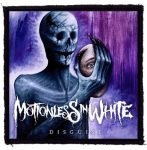 MOTIONLESS IN WHITE: Disguise (95x95) (felvarró)