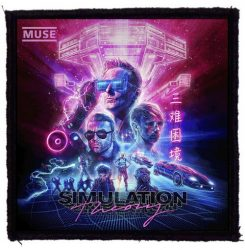 MUSE: Simulation Theory (95x95) (felvarró)