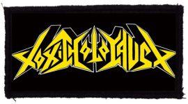 TOXIC HOLOCAUST: Logo (95x45) (felvarró)