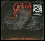 OBITUARY: Cause Of Death (CD, +bonus tracks, digipack)