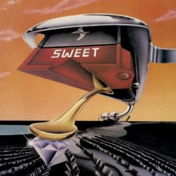 SWEET: Off The Record (CD, +7 bonus, 2018 reissue)