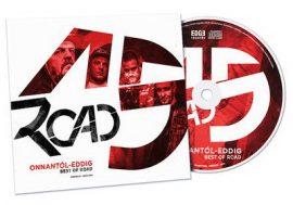 ROAD: Onnantól eddig - Best Of (CD, digipack)