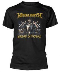 MEGADETH: Afterburn (póló)