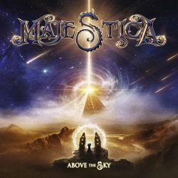 MAJESTICA: Above The Sky (CD, + bonus, digipack)