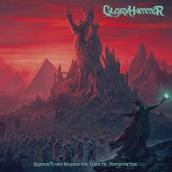GLORYHAMMER: Legends From The Galactic Terrorvortex (CD)