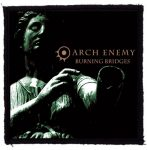 ARCH ENEMY: Burning Bridges (95x95) (felvarró)