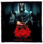 BLOODBATH: Unblessing The Purity (95x95) (felvarró)
