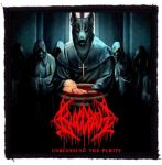 BLOODBATH: Unblessing The Purity (95x95) (felvarró)