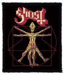 GHOST: The Vitruvian Ghost (80x95) (felvarró)