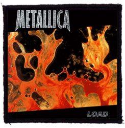 METALLICA: Load (95x95) (felvarró)