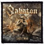 SABATON: The Great War (95x95) (felvarró)