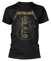 METALLICA: Hetfield Guitar (póló)