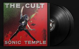 CULT: Sonic Temple (2LP, 30th Anniversary Edition)