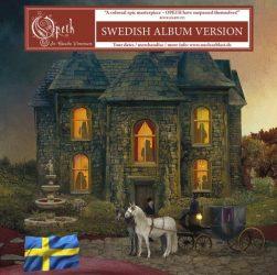 OPETH: In Cauda Venenum (CD, Swedish Version)