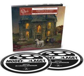 OPETH: In Cauda Venenum (2CD, Swedish+English)