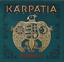 KÁRPÁTIA: Bujdosók II. (CD)