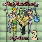 DR. WEISZ: Rock konzílium 2. (CD)