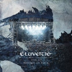 ELUVEITIE: Live At Masters Of Rock (CD, digipack, ltd.)