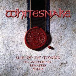 WHITESNAKE: Slip Of The Tongue 30th Anniversary (CD)