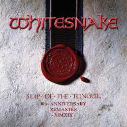 WHITESNAKE: Slip Of The Tongue 30th Anniversary (2CD)