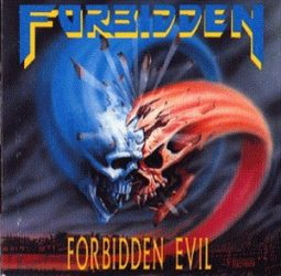 FORBIDDEN: Forbidden Evil (re-release) (CD)