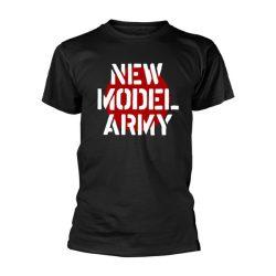 NEW MODEL ARMY: Logo (póló)