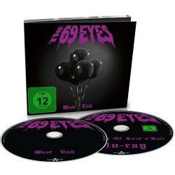 69 EYES: West End (CD + Blu-ray, ltd.)