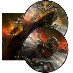 BLIND GUARDIAN TWILIGHT O.: Legacy Of The Dark Lands (2LP, picture disc)