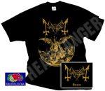 MAYHEM: Arany Daemon (póló)