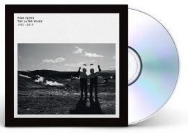 PINK FLOYD: The Later Days 1987-2019 Highlights (CD)