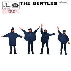 BEATLES: Help! (LP)