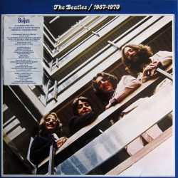 BEATLES: 1967-1970 (2LP)