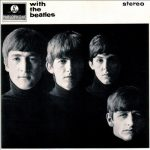 BEATLES: With The Beatles (LP)
