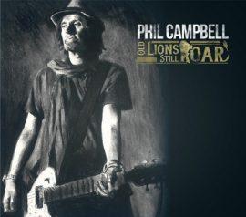 PHIL CAMPBELL: Old Lions Still Roar (CD, ltd.)