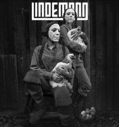 LINDEMANN: F & M (CD, +2 bonus)