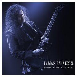 SZEKERES TAMÁS: White Shapes Of Blue (CD)