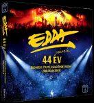 EDDA: 44 év (DVD+CD, Papp László Sportaréna 2018.03.10)