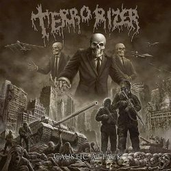 TERRORIZER: Caustic Attack (CD)