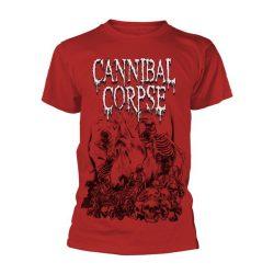 CANNIBAL CORPSE: Pile Of Skulls 2018 (póló)