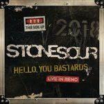STONE SOUR: Hello, You Bastards - Live In Reno (CD (akciós!)
