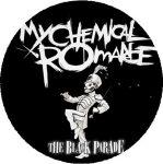 MY CHEMICAL ROMANCE: The Black Parade (nagy jelvény, 3,7 cm)