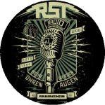 RAMMSTEIN: Radio (nagy jelvény, 3,7 cm)