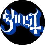 GHOST: Logo (jelvény, 2,5 cm)