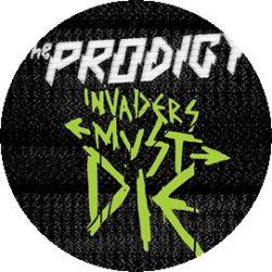 PRODIGY: Invaders (jelvény, 2,5 cm)