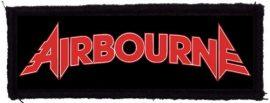 AIRBOURNE: Logo (125x40) (felvarró)