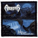 AMORPHIS: Tales From The Thousand Lakes (95x95) (felvarró)
