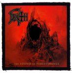 DEATH: Sound Of Perseverance (95x95) (felvarró)