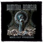 DIMMU BORGIR: Death Cult Armageddon (95x95) (felvarró)